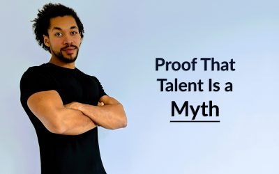 Proof that talent is a myth