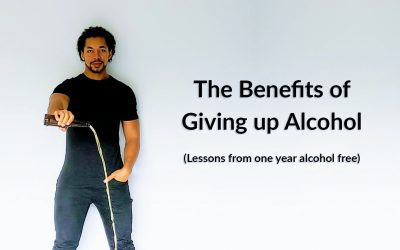 The Benefits of Giving up Alcohol